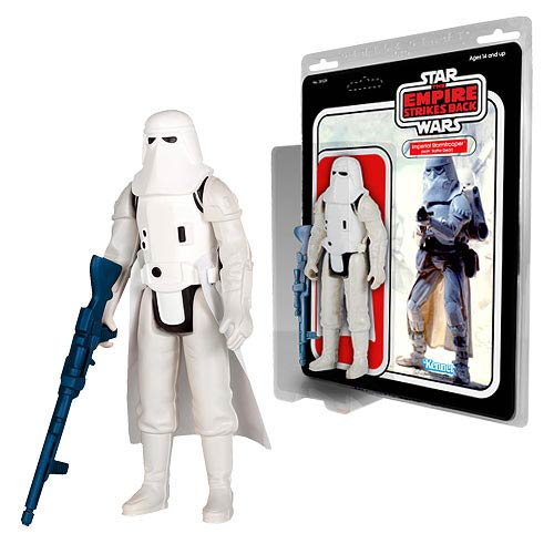 Star Wars Imperial Snowtrooper Jumbo Kenner Action Figure