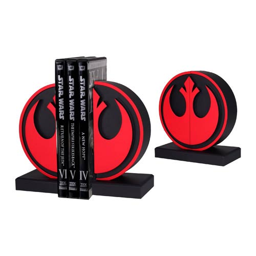 Star Wars Rebel Seal Bookends