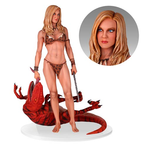 X-Men Savage Land Shanna the She-Devil 18-Inch Statue