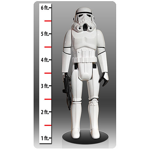 Star Wars Stormtrooper Life-Size Kenner Action Figure