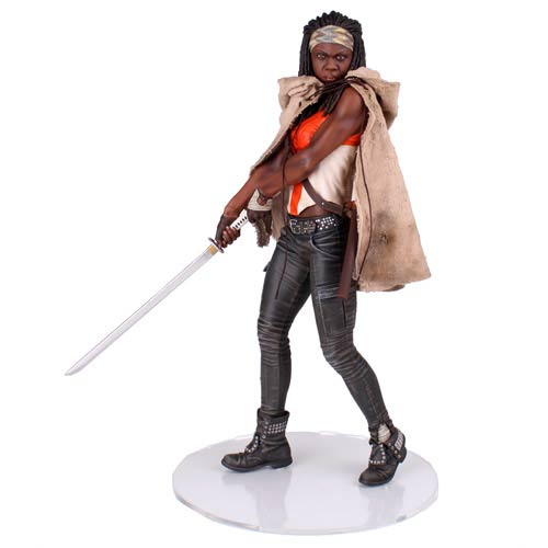 The Walking Dead Michonne 18-Inch Statue