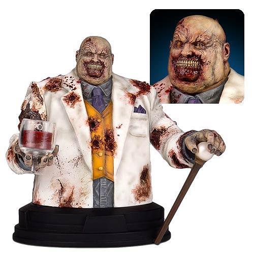 Картинки по запросу Marvel Mini Bust - Zombie Kingpin