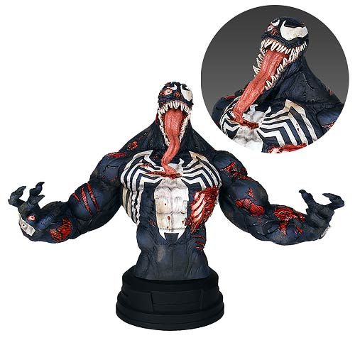 Marvel Zombies Venom Mini Bust