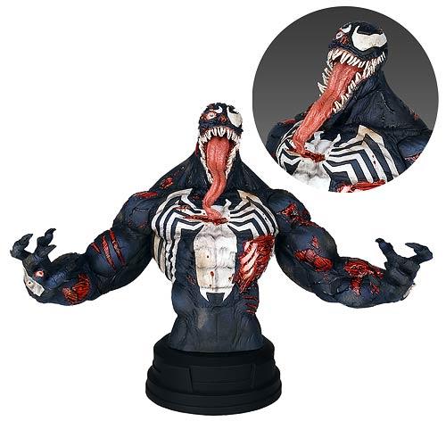 Marvel Zombies Venom Mini-Bust