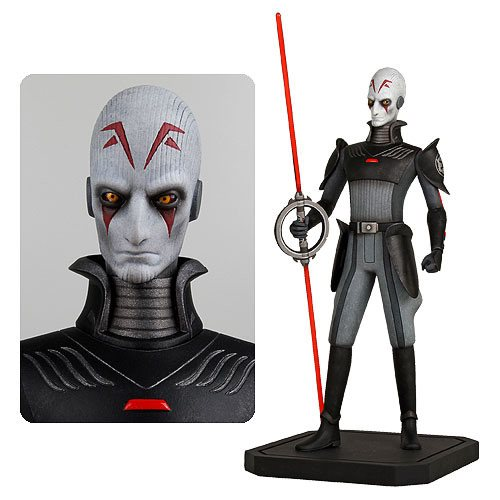 Star Wars Rebels Inquisitor Maquette Statue