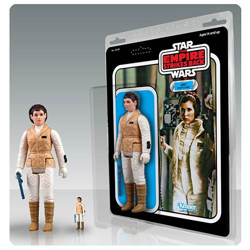 Star Wars Princess Leia Hoth Jumbo Vintage Kenner Figure