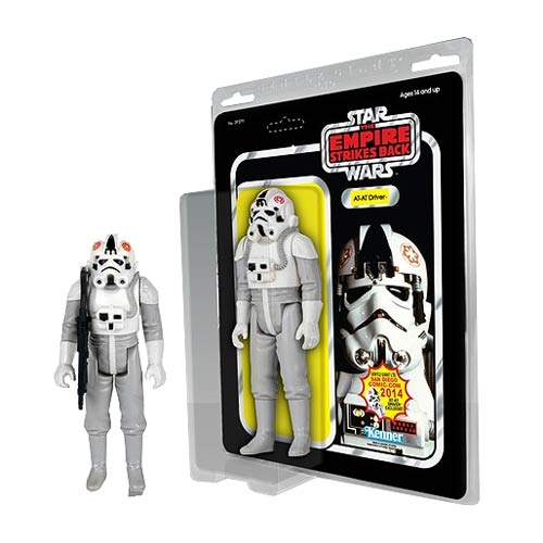 Star Wars AT-AT Driver Jumbo Kenner Action Figure SDCC 2014