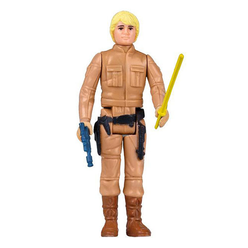 Star Wars Luke Skywalker Bespin Jumbo Kenner Figure
