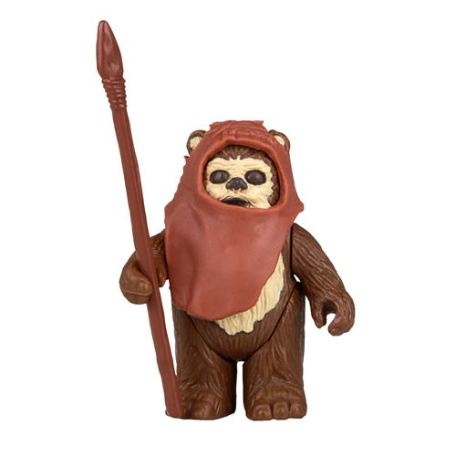 Star Wars Return of the Jedi Wicket Jumbo Kenner Figure