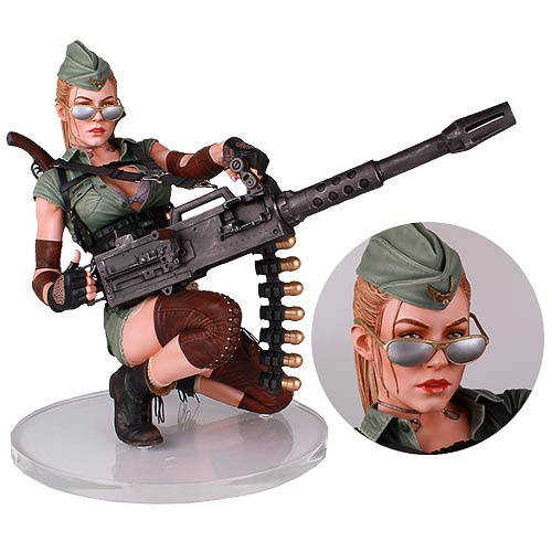 Honey Trap Lucky 1:6 Scale Statue