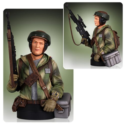 Star Wars Endor Trooper Mini-Bust