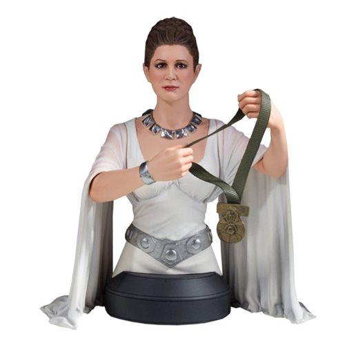 Star Wars A New Hope Leia Hero of Yavin Mini-Bust