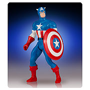Captain America Marvel Secret Wars Jumbo Action Figure