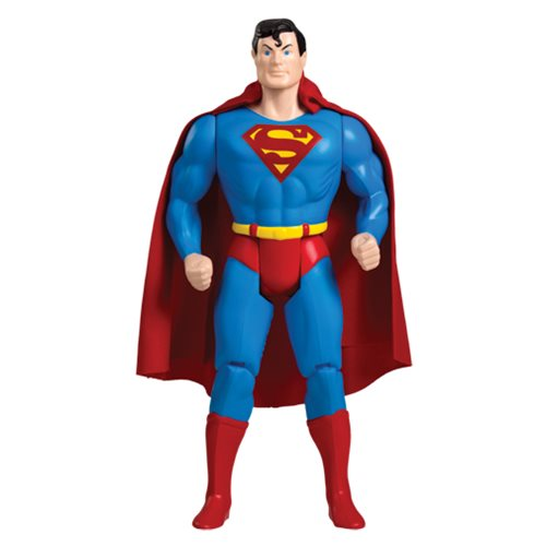 Super Powers Collection Superman Jumbo Action Figure