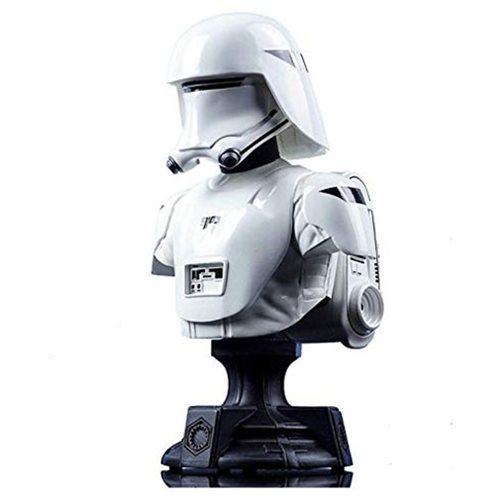Star Wars First Order Snowtrooper Classic Mini Bust