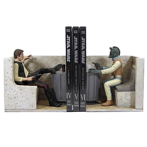 Star Wars Mos Eisley Cantina Bookends Gentle Giant