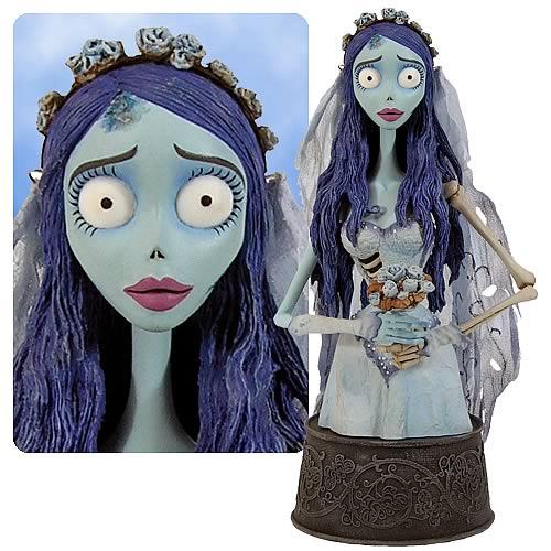 Corpse Bride Mini Bust