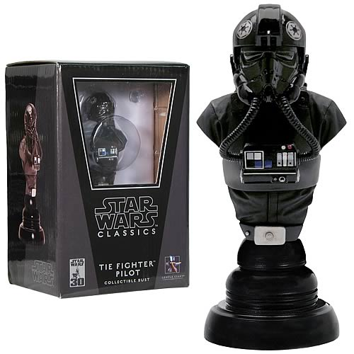 Star Wars Imperial TIE Fighter Pilot Classics Bust