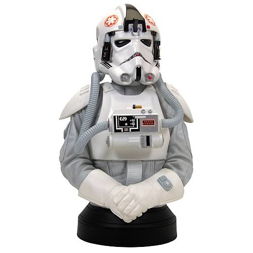 Star Wars AT-AT Driver Mini Bust