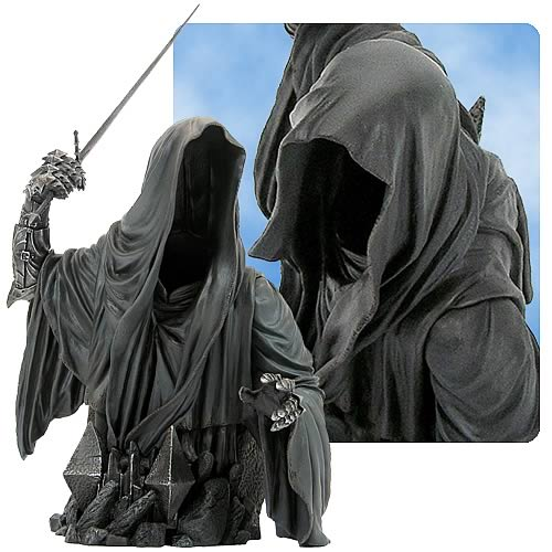 Lord of the Rings Ringwraith Ringbearer Mini Bust