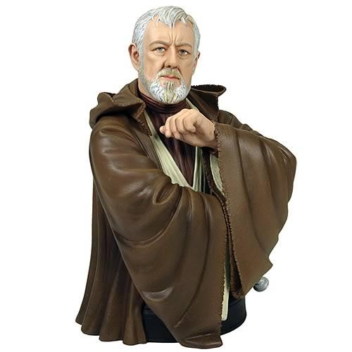 Star Wars Obi-Wan Kenobi Mini Bust