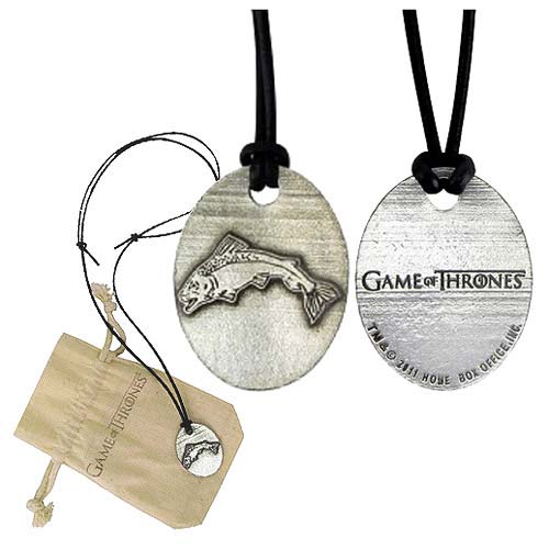 Game of Thrones Tully Pendant