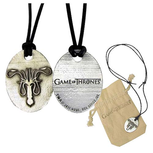 Game of Thrones Greyjoy Pendant