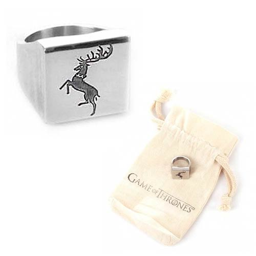 Game of Thrones Baratheon Ring