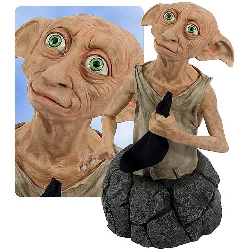 Harry Potter Dobby Mini Bust