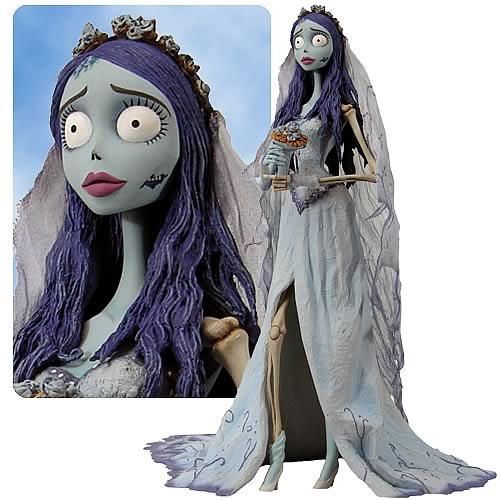 Corpse Bride Emily Statue