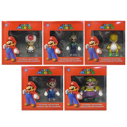 Super Mario Bros. 5-Inch Figures Wave 1