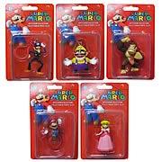 Super Mario Bros. Key Chains Wave 2 Case