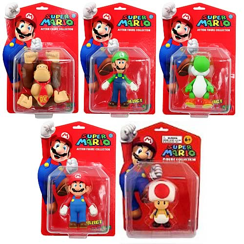 Nintendo Action Figures
