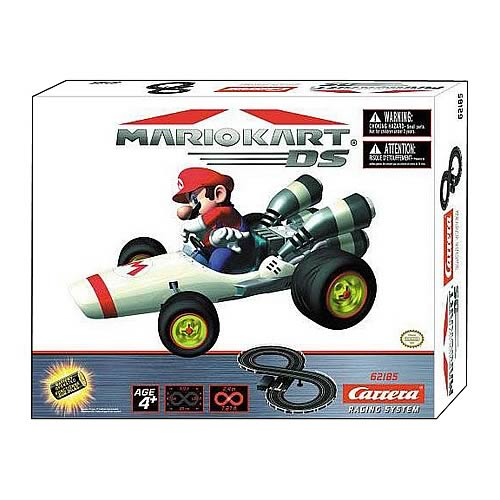 Nintendo DS Mario Kart Slot Car Set