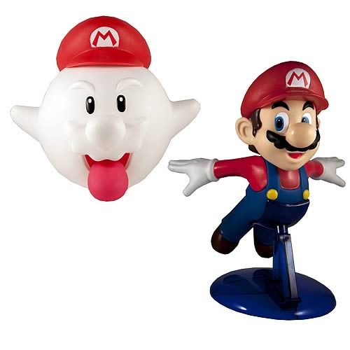 Super Mario Galaxy 2 Wave 1 9-Inch Figure Set