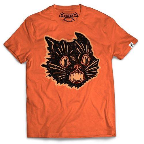 Beistle Scratch Cat T-Shirt Assortment Case