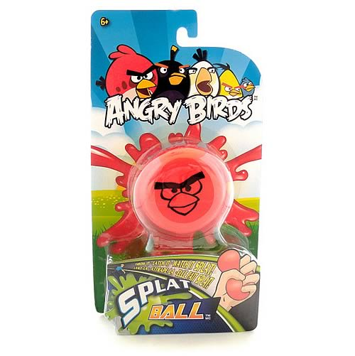 Angry Birds Splat Shot Splat Ball