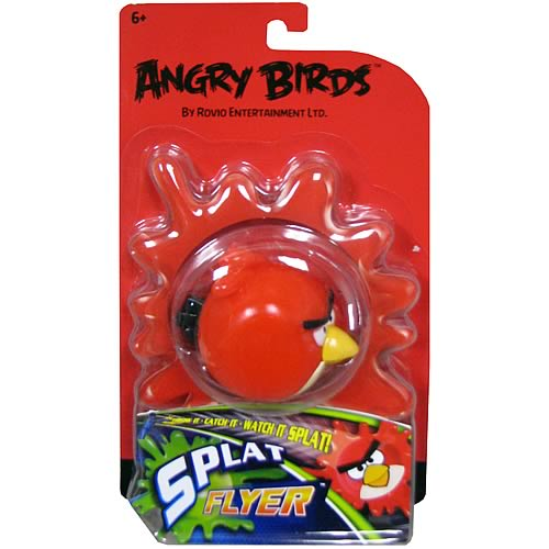 Angry Birds Splat Rocket Flyer Case