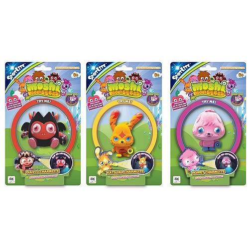 Moshi Monsters Charmlite Flashlight Case