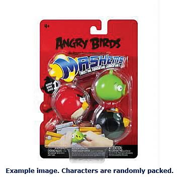 Angry Birds Mash'ems 3-Pack