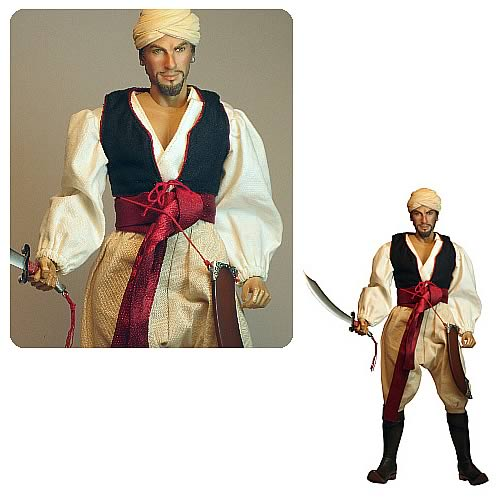 Sinbad: Rogue of Mars 1:6 Scale Action Figure