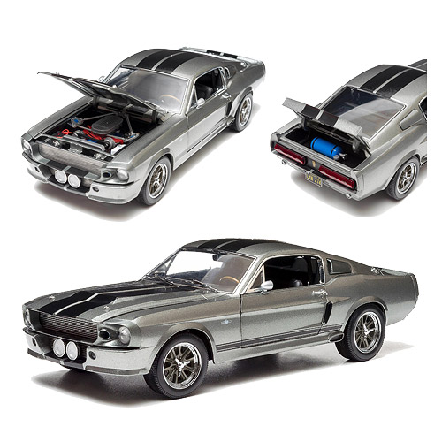 Gone in 60 Seconds 2000 Movie Eleanor 1:18 Die-Cast Vehicle