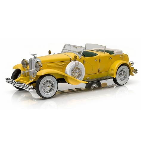 The Great Gatsby Duesenberg 1:18 Scale Die-Cast Vehicle