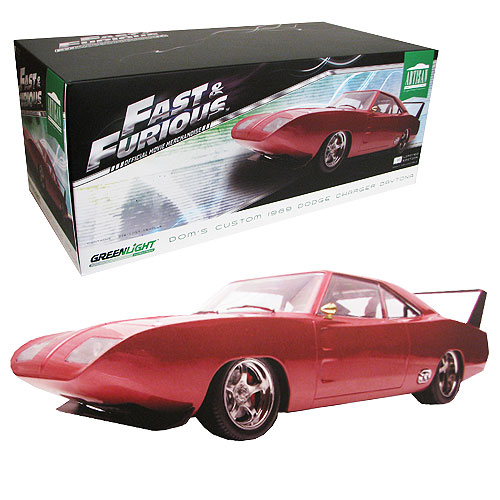 Fast and Furious 6 Dodge Charger 1:18 Scale Die-Cast Vehicle