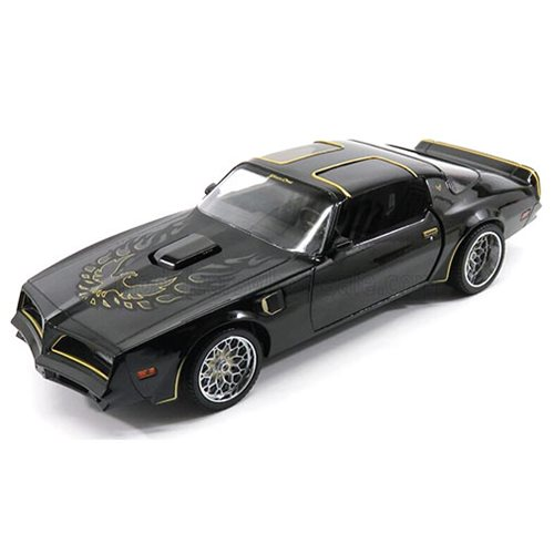 Fast and the Furious (2009) Tego's 1978 Pontiac Firebird Trans Am Artisan Collection 1:18 Scale Die-Cast Metal Vehicle