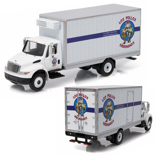 Breaking Bad Los Pollos Hermanos 1:64 Scale Die-Cast Truck