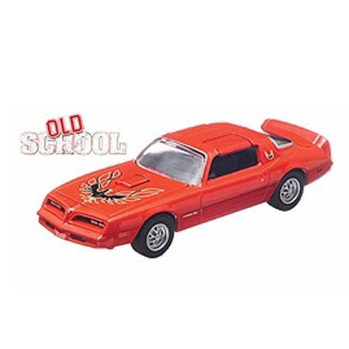 Old School 1977 Pontiac Trans Am 1:64 Scale Die-Cast Vehicle