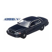 CSI NY 2008 Ford Crown Victoria 1:64 Die-Cast Vehicle
