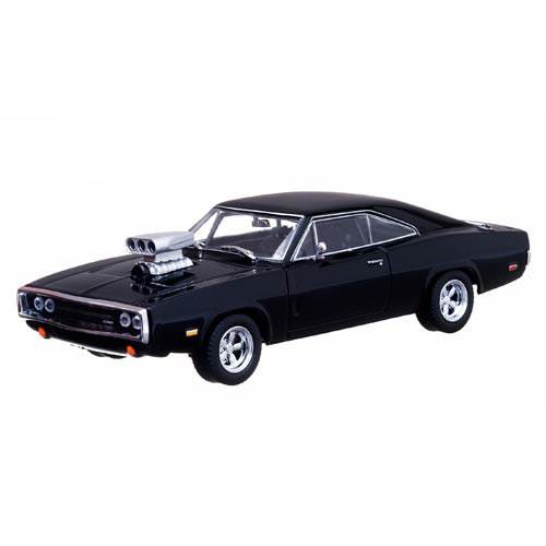 Fast and Furious 1970 Dodge Charger 1:43 Die-Cast Vehicle