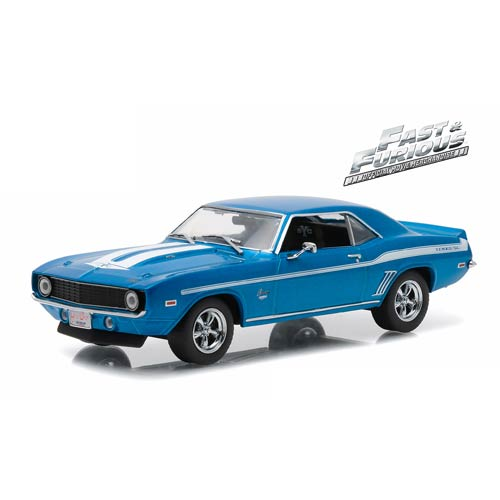 2 Fast 2 Furious Chevy Camaro 1:43 Scale Die-Cast Vehicle